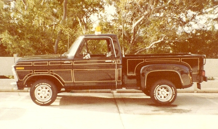 Ford Truck 1977 ~ Kaipo's 2nd Love